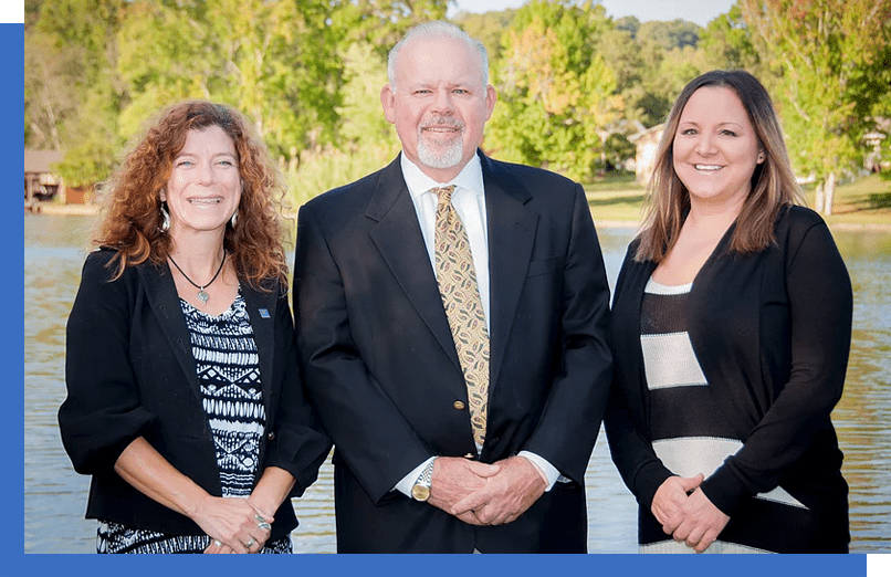 Knoxville Realtors Jeff LaRue, bobbi martin, and joni dunn